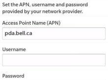 Bell Canada MMS Settings for Blackberry z10[1]