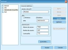 APNModem Huawei Movistar Chile