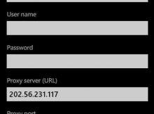 Airtel Internet settings for Microsoft Lumia