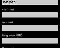 Idea Cellular Internet Settings for Microsoft Lumia