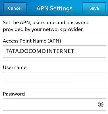 tata-docomo-blackberry-apn-settings