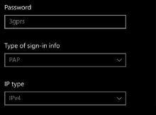 Cara Setting APN 3 di Windows Phone