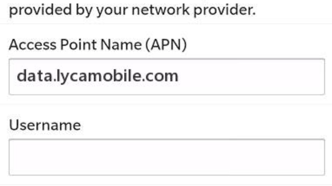 Qlink Wireless Apn Settings 2020 4g Lte 5g Apn Usa