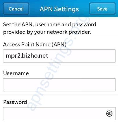 ntt-docomo-blackberry-apn-settings