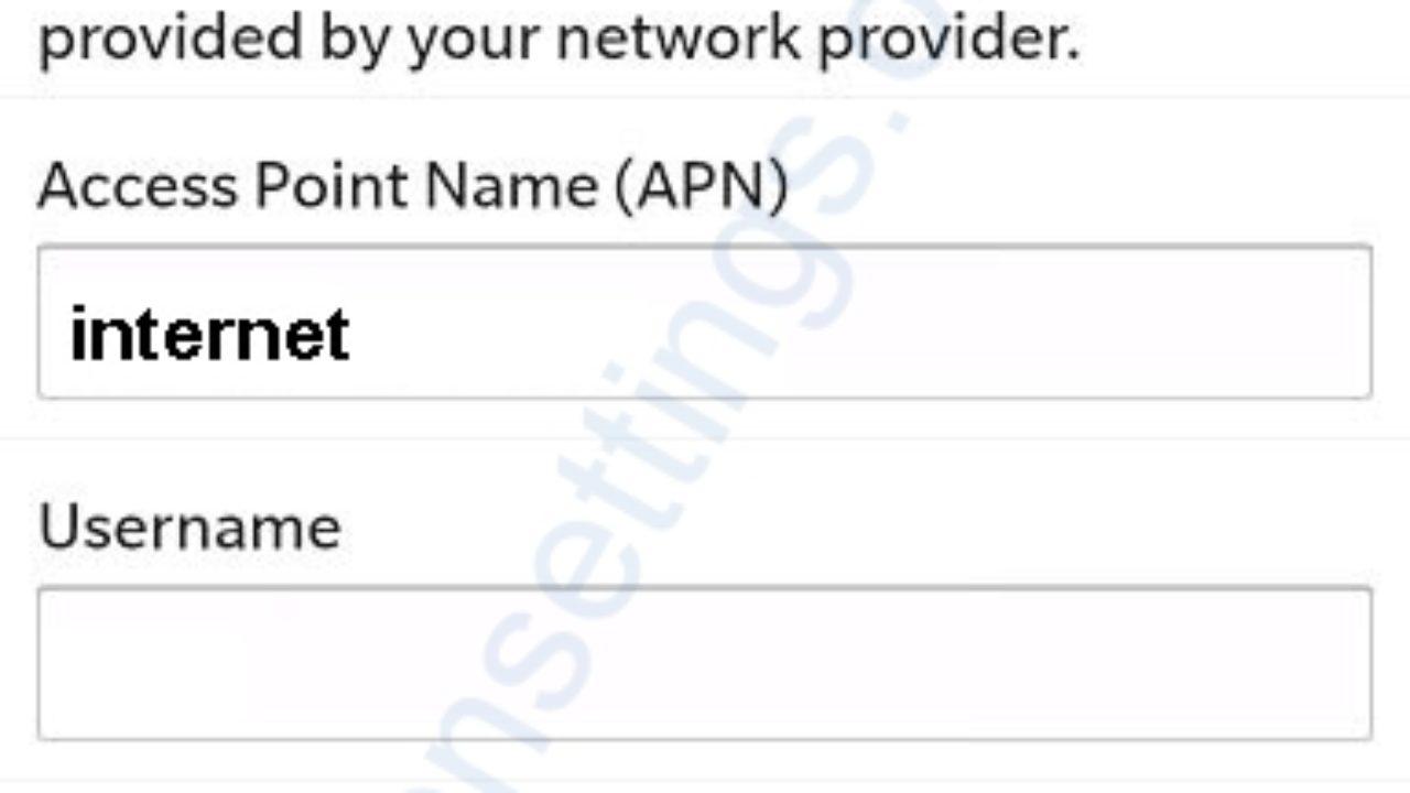 Glo Ghana 4G Internet Settings - APN Settings